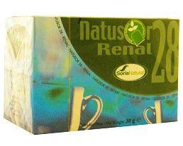 Soria Natural Natusor 28 Renal 20 bolsitas