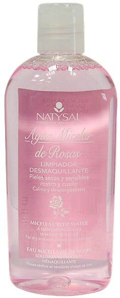 Natysal Agua Micelar de Rosas 200ml