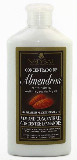 Natysal Concentrao de Almendras crema corporal 300ml