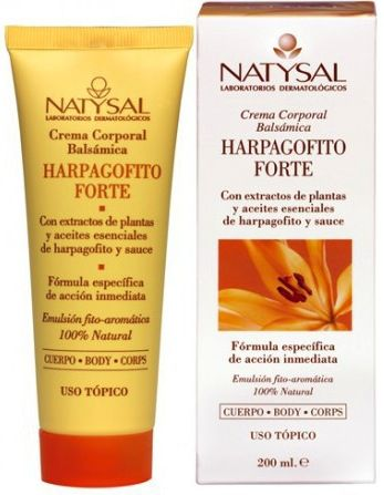 Natysal Crema Harpagofito Forte 200ml