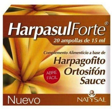 Natysal Harpasul Forte 20 ampollas