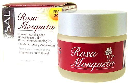 Natysal Rosa Mosqueta Natural FPS30 50ml