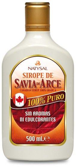 Natysal Sirope de Savia 500ml