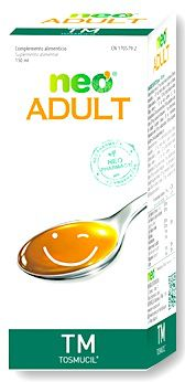 Neo Adult TM Tosmucil jarabe 150ml