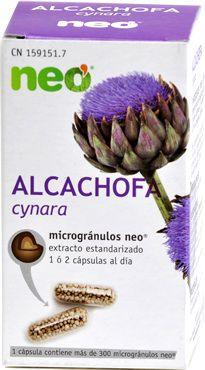 Neo Alcachofa Microgranulos 45 cápsulas