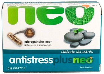 Neo Antistress Plus 30 cápsulas
