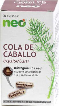 Neo Cola de Caballo Microgranulos 45 cápsulas