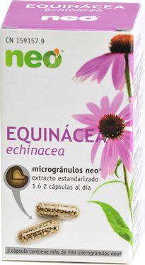 Neo Echinacea Microgranulos 45 cápsulas