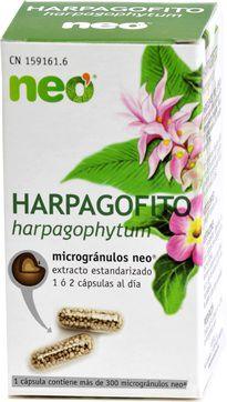 Neo Harpagofito Microgranulos 45 cápsulas