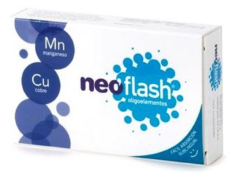 Neo Manganeso-Cobre Neoflash 30 comprimidos