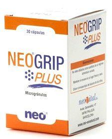 Neo Neogrip Plus 30 cápsulas