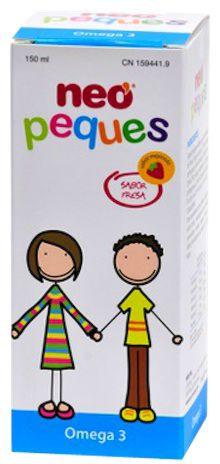 Neo Peques Omega 3 jarabe 150ml