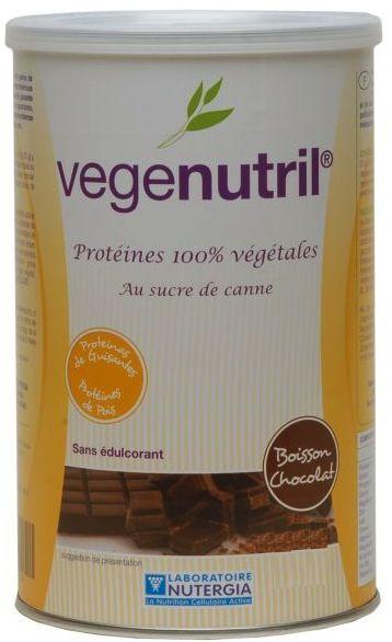 Nutergia Vegenutril Proteina Guisante Chocolate 300g