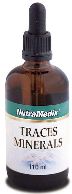 NutraMedix Trace Minerals 110ml