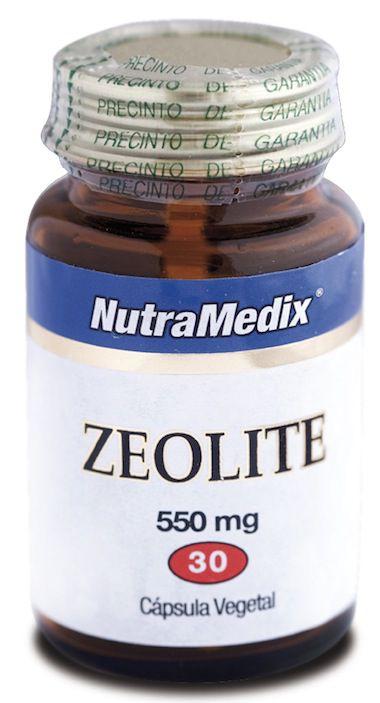 NutraMedix Zeolite 30 cápsulas