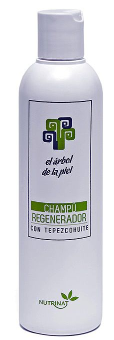 Nutrinat Champú Regenerador con Tepezcohuite 250ml