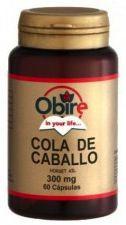 Obire Cola de Caballo 300mg 60 cápsulas