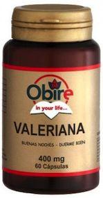Obire Valeriana 60 cápsulas