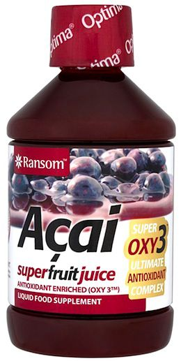 Optima Zumo Antioxidante Açai 500ml