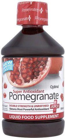 Optima zumo Antioxidante Pomegranate-Granada 500ml