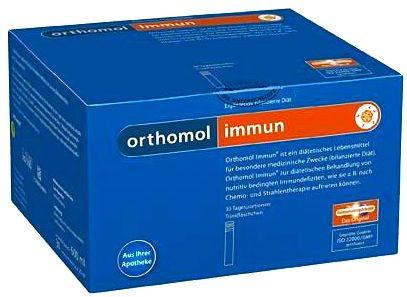 Orthomol Immun 30 ampollas