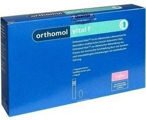 Orthomol Vital F 7 ampollas