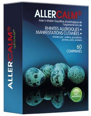 Orthonat AllerCalm 60 cápsulas