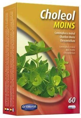 Orthonat Choleol Moins 60 cápsulas