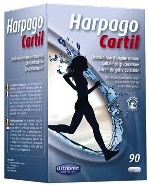 Orthonat Harpagocartil 90 cápsulas