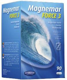 Orthonat Magnemar Force 3 90 cápsulas