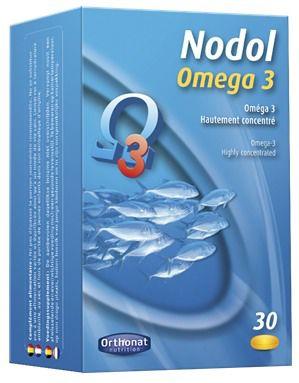 Orthonat Nodol Omega 3 30 cápsulas
