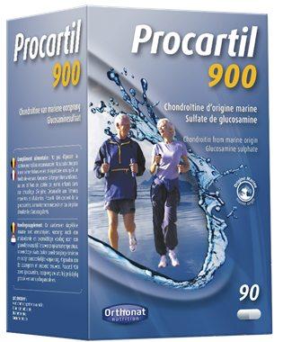 Orthonat Procartil 900 90 cápsulas