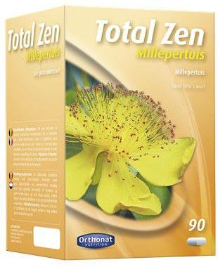 Orthonat Total Zen 90 cápsulas