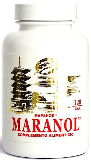 Pantoproject Maranol 120 cápsulas