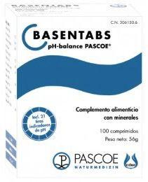 Pascoe Basentabs ph-Balance 100 comprimidos