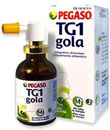 Pegaso TG1 Gola spray 30ml