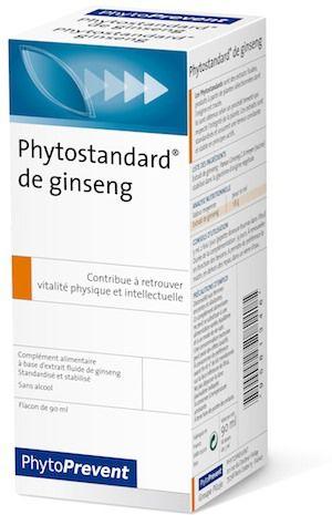 Pileje Phytostandard Ginseng 90ml