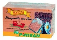 Pinisan Manzanilla con Anís 20 filtros