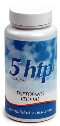 Plantis 5-HTP Triptófano Vegetal 60 cápsulas