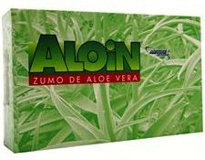 Plantis Aloin Zumo Aloe Vera 20 ampollas