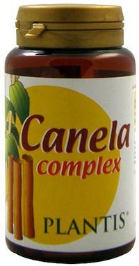 Plantis Canela Complex 90 cápsulas