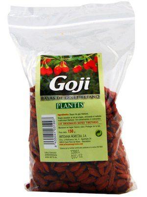 Plantis Goji Bayas 150g