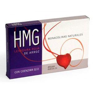 Plantis HMG Levadura Roja de Arroz 60 cápsulas