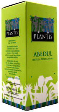 Plantis Jugo Abedul 250ml