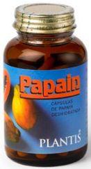 Plantis Papain 60 cápsulas