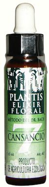 Plantis Remedio 7 Cansancio 10ml