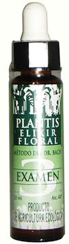 Plantis Remedio 3 Examen 10ml