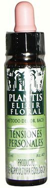 Plantis Remedio 2 Tensiones Personales 10ml