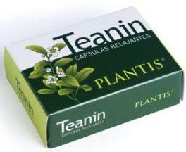Plantis Teanin 30 cápsulas