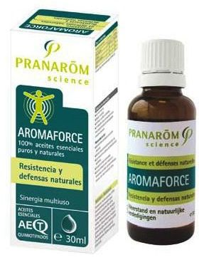 Pranarom Aromaforce Resistencia y Defensas 30ml